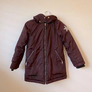Steve Madden Girls Winter Jacket